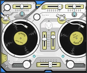 Baby Decks DJ iPad App