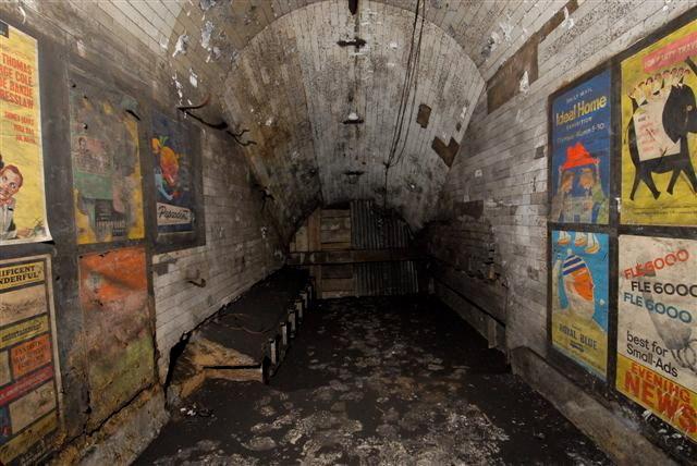 London Tube Time Capsule