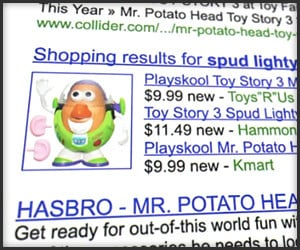 Toy Story Google Search