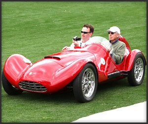 1955 Bandini Siluro Sports Car