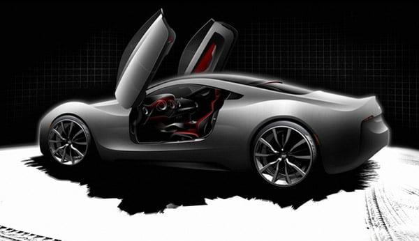 Audi Axiom Concept