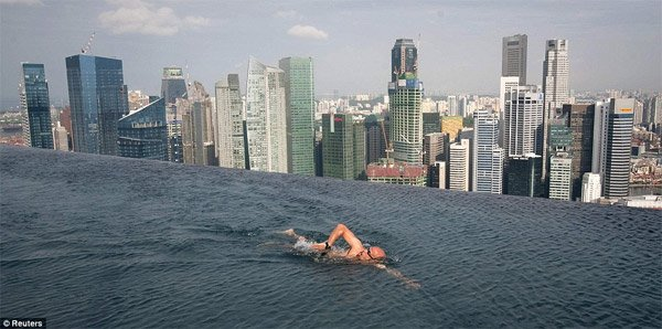 Marina Bay Sands Hotel