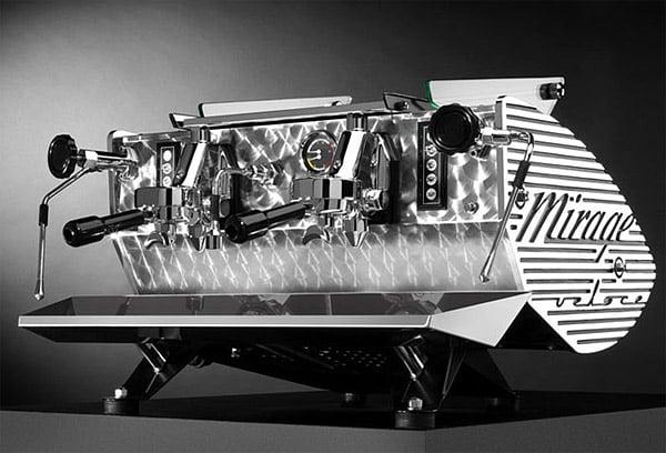 Mirage Veloce Espresso Machine