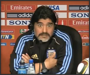 Maradona: Lost In Translation