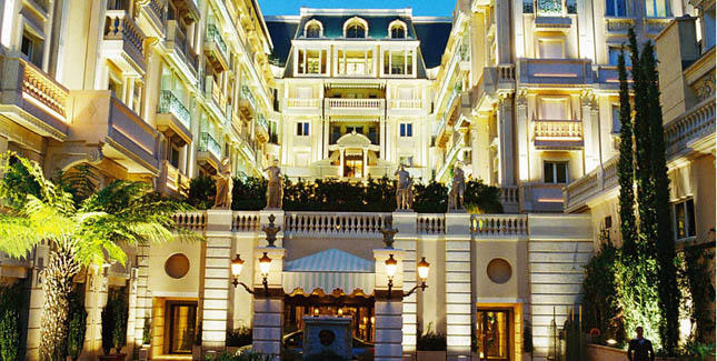 Hotel Metropole-Monte Carlo