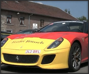 Speed & Sound: Ferrari 599 GTO