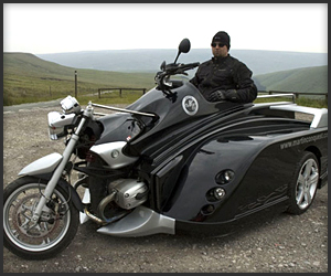 Conquest Wheelchair Motorcycle