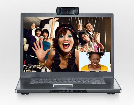 Logitech 1080p Webcam