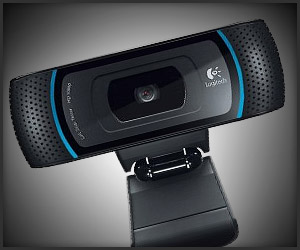 Logitech 1080p Webcam