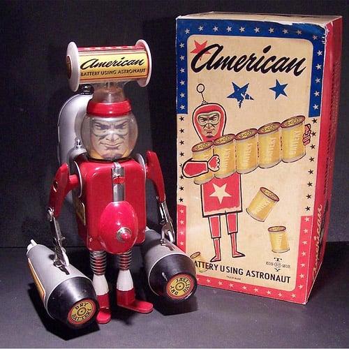 Randy Regier's Toys