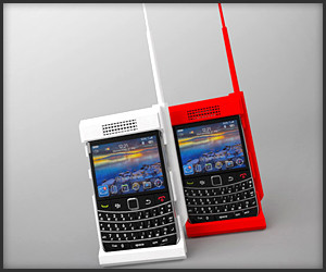 Concept: B100 Blackberry Case