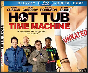 Blu-ray: Hot Tub Time Machine
