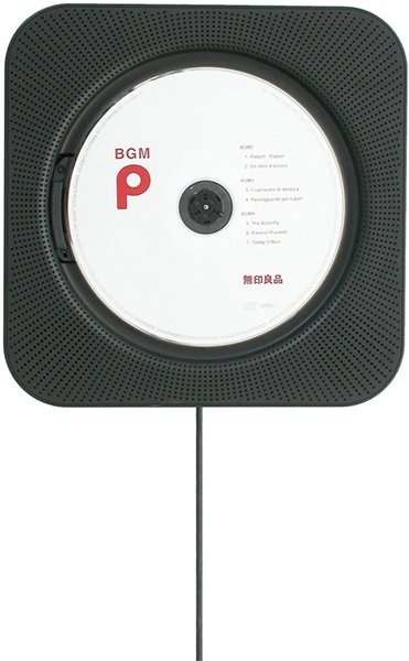 Muji CD Player