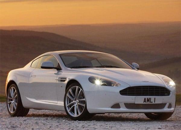 Aston Martin DB9 Update