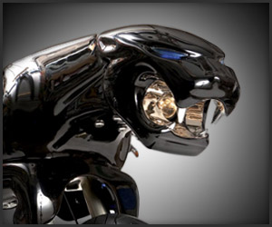 Jaguar NightShadow Motorcycle