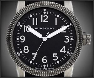 Burberry Military Watch