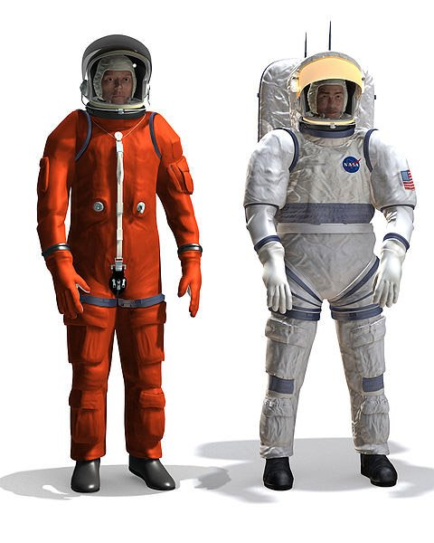 Coolest Spacesuit Designs