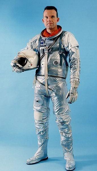 Coolest Spacesuit Designs