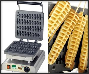 Lolly Waffle Machine