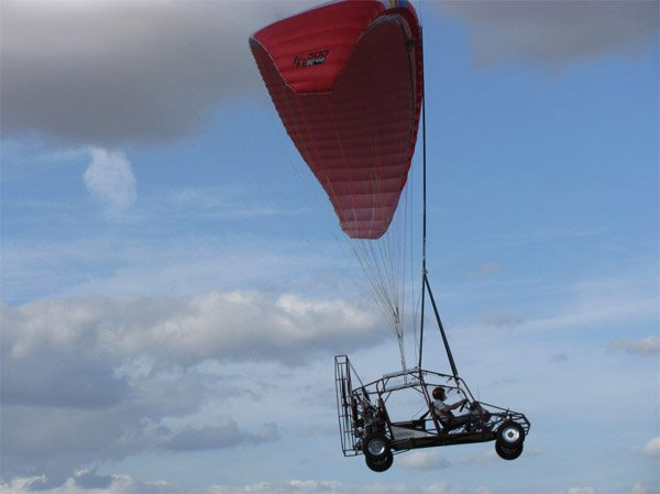 Maverick Flying Buggy Car