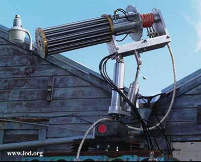 The 110,000 Volt Cannon