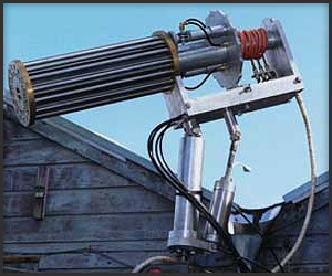 The 110,000 Volt Cannon