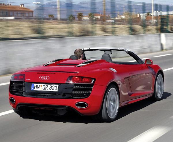 2011 Audi R8 Spyder 4.2 FSI