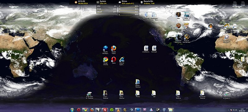 Desktop Earth