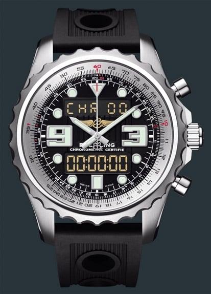 Breitling Chronospace Watch