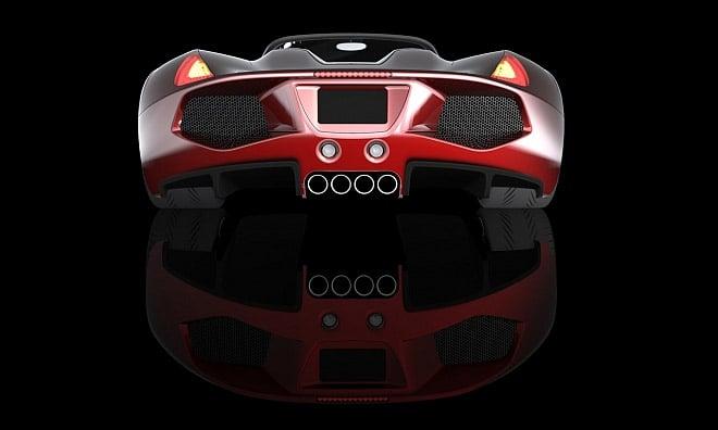 Dagger GT: Super-Fast Supercar