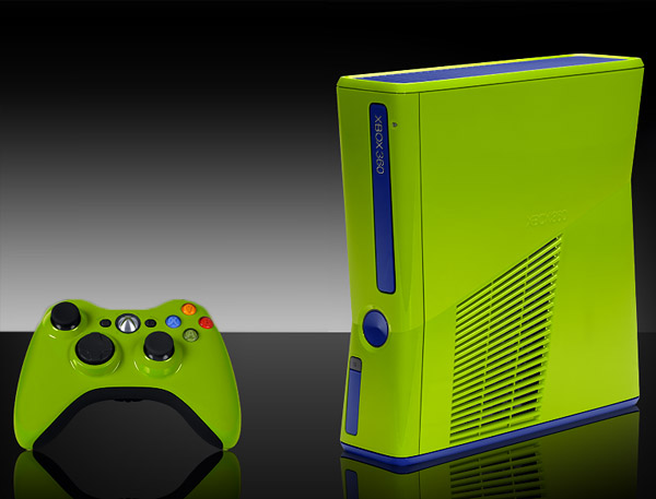 Colorware: New Xbox 360
