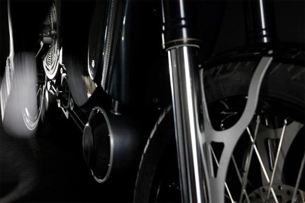 eROCKIT Hybrid Bicycle