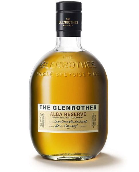Glenrothes Alba Reserve Scotch