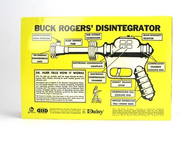 Buck Rogers Atomic Disintegrator