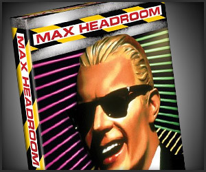 Max Headroom: Complete Series