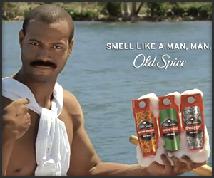 Old Spice: Boat