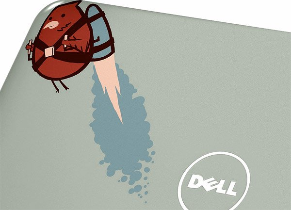 Threadless x Dell