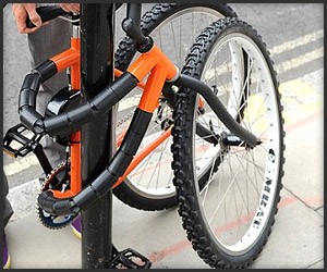 Bendable Bicycle