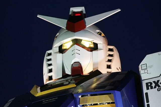Gundam In Shizuoka