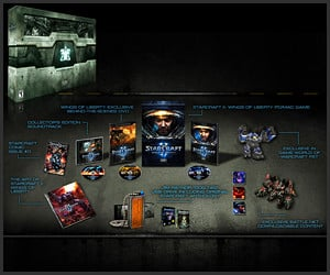 Starcraft II Collector's Edition