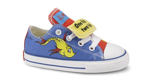Dr. Seuss Converse Collection