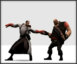 Team Fortress 2: Dancing