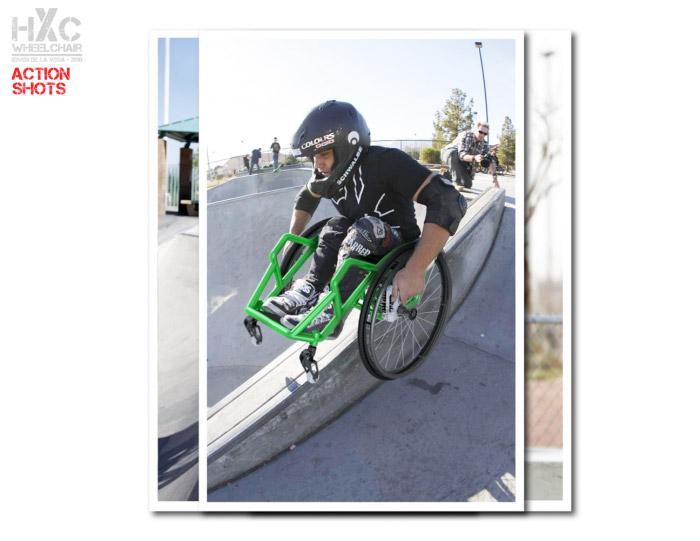 HXC BMX Wheelchair