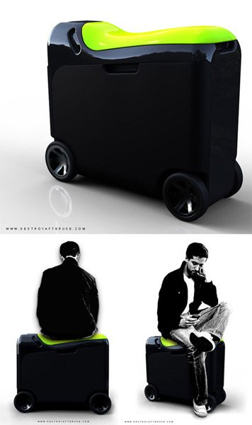 Move-On Suitcase Collection