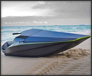Green Samba Personal Watercraft