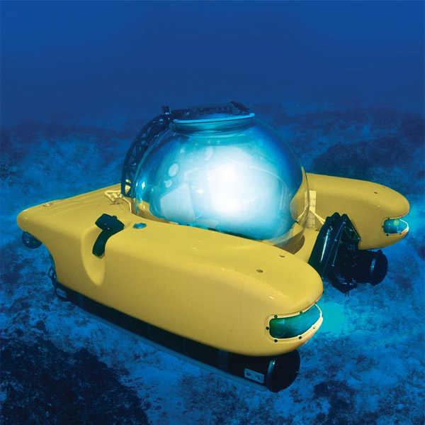 2-Person Submarine
