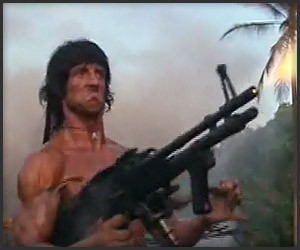 Rambo II: The Musical