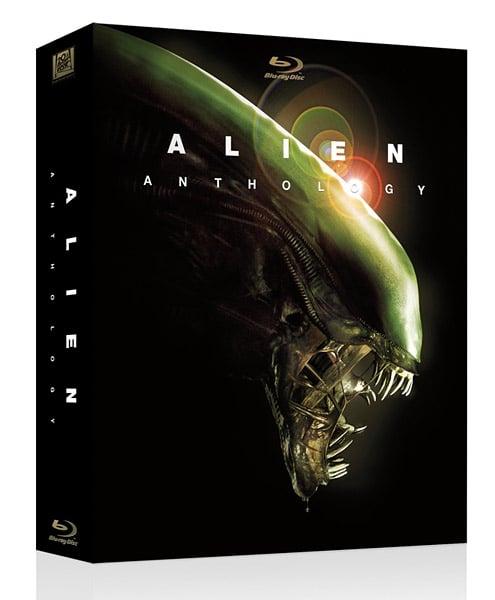 Blu-ray: Aliens Anthology