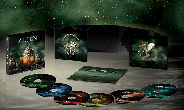 Blu-ray: Aliens Anthology (Limited Edition Packaging)