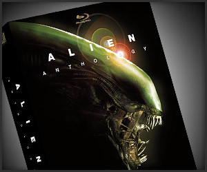 Blu-ray: Aliens Anthology